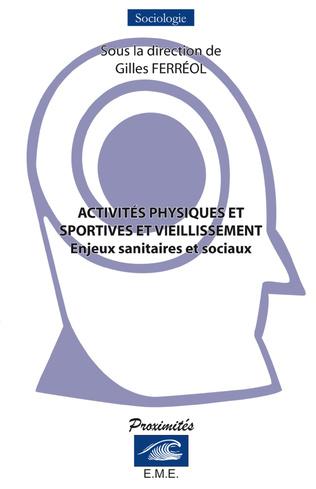 Couverture Activités physiques et sportives et vieillissement