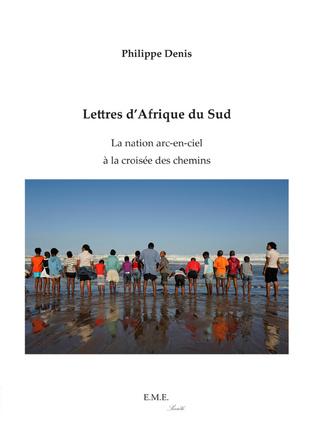 Couverture Lettres d'Afrique du Sud