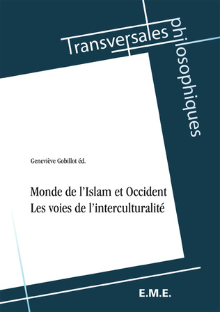 Couverture Monde de l'Islam et Occident
