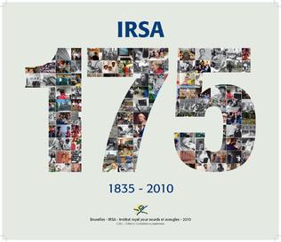 Couverture IRSA 175 ans d'enseignement et de services