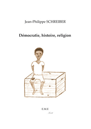 Couverture Démocratie, histoire, religion