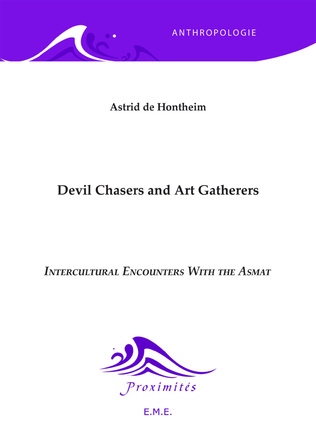 Couverture Devil Chasers and Art Gatherers