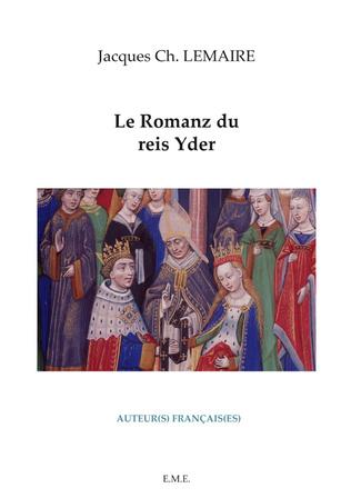 Couverture Le Romanz du reis Yder