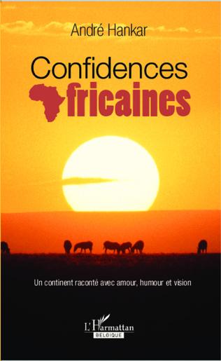 Couverture Confidences africaines