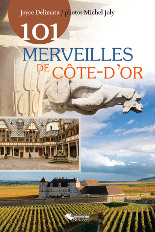 Couverture 101 merveille de Côte-d'Or