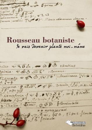 Couverture Rousseau botaniste