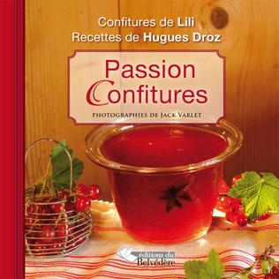 Couverture Passion confitures
