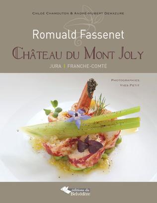 Couverture Romuald Fassenet : château du Mont Joly