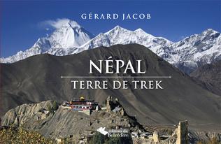Couverture Népal, terre de trek