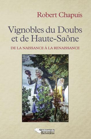 Couverture Vignobles du Doubs et de Haute-Saône