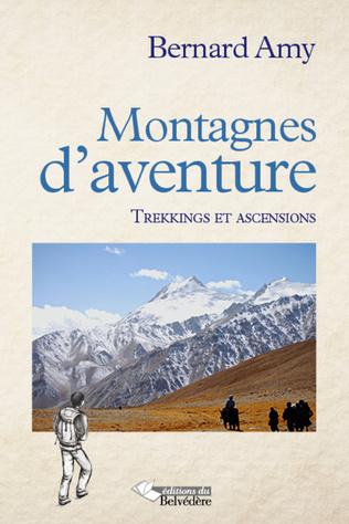 Couverture Montagnes d'aventures
