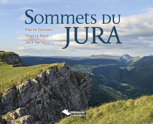 Couverture Sommets du Jura