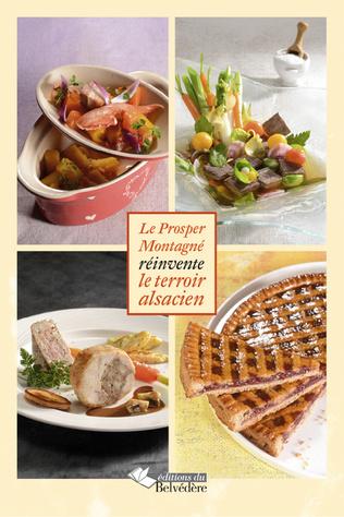 Couverture Recettes gourmandes d'Alsace
