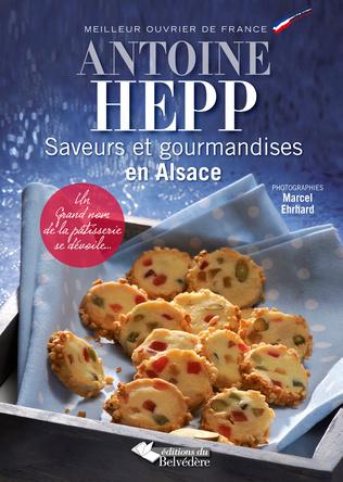 Couverture Saveurs et gourmandises en Alsace