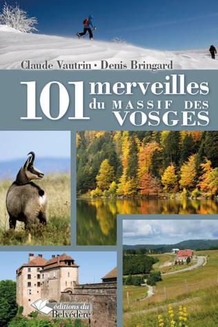 Couverture 101 merveilles du massif des Vosges