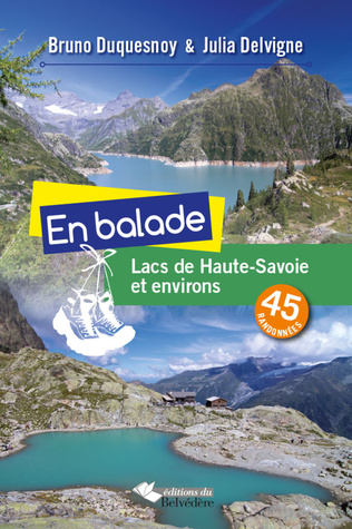 Couverture En balade: lacs Haute-Savoie et environs