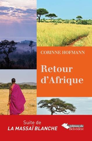 Couverture Retour d'Afrique