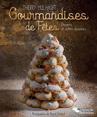 Couverture Gourmandises de fêtes