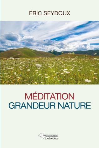 Couverture Méditation grandeur nature