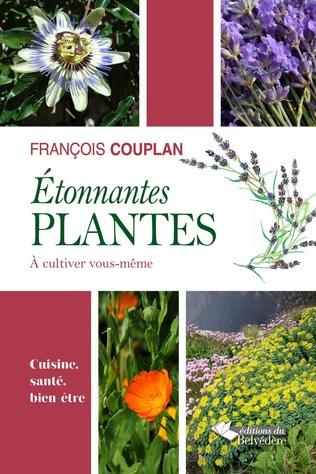 Couverture Etonnantes plantes à cultiver vous-même