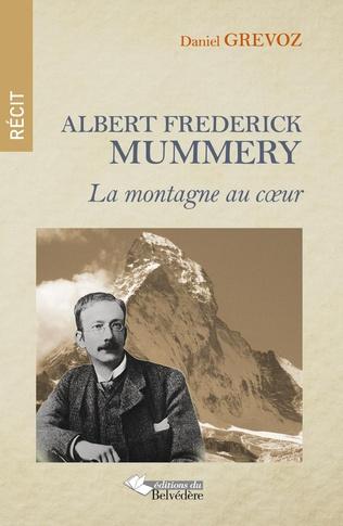 Couverture Albert Frédérick Mummery