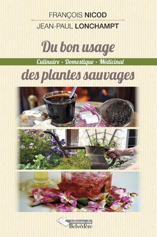 Couverture Du bon usage des plantes sauvages