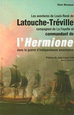 Couverture Latouche-Tréville (Les aventures de Louis-René de)