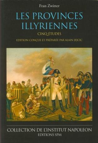 Couverture Les provinces illyriennes