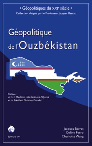 Couverture Géopolitique de l'Ouzbékistan
