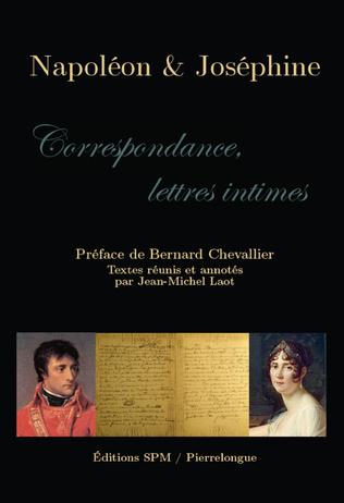 Couverture Napoléon & Joséphine