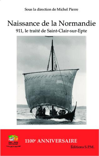 Couverture Naissance de la Normandie