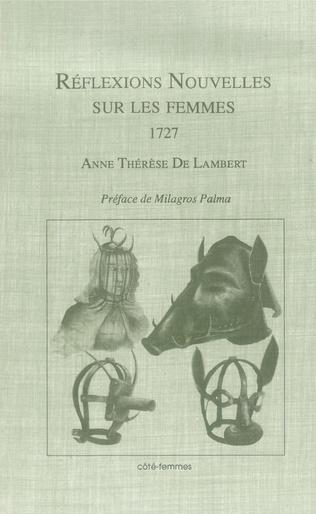 Couverture Réflexions nouvelles sur les femmes (1727)
