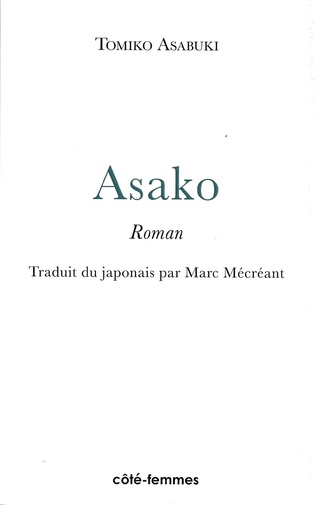 Couverture Asako