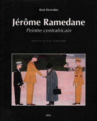 Couverture JÉRÔME RAMEDANE