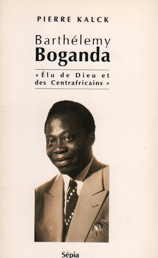 Couverture BARTHÉLEMY BOGANDA