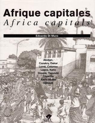 Couverture Afrique capitales / Africa capitals