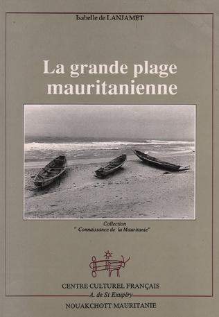 Couverture LA GRANDE PLAGE MAURITANIENNE