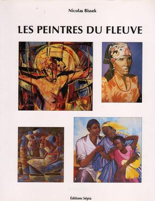 Couverture LES PEINTRES DU FLEUVE CONGO