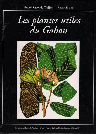 Couverture LES PLANTES UTILES DU GABON