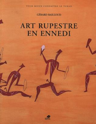 Couverture ART RUPESTRE EN ENNEDI