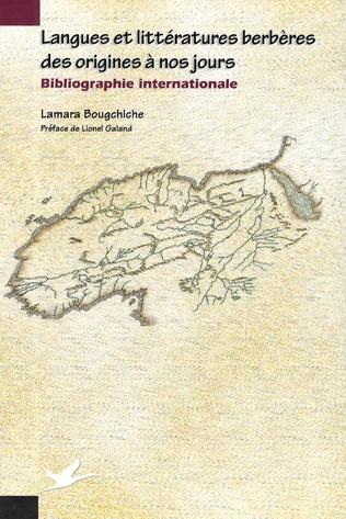 Couverture Langues et littératures berbères des origines à nos jours