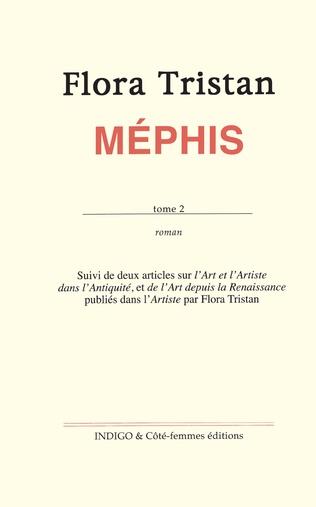 Couverture Méphis (Tome 2)
