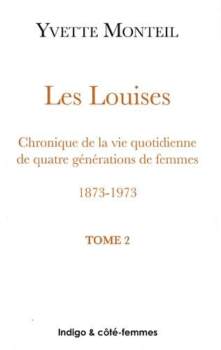 Couverture Les Louises (Tome 2)