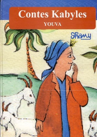 Couverture Contes Kabyles - Youva