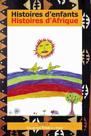 Couverture Histoires d'enfants histoires d'Afrique