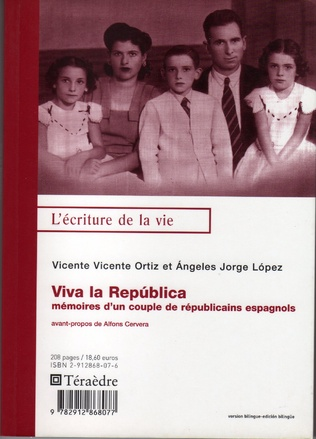 Couverture Viva la Republica