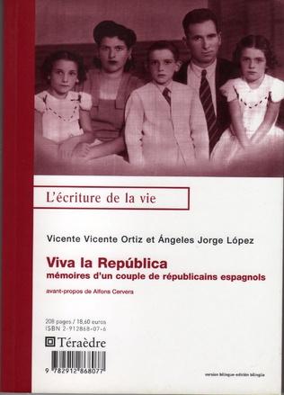Couverture Viva la Republica