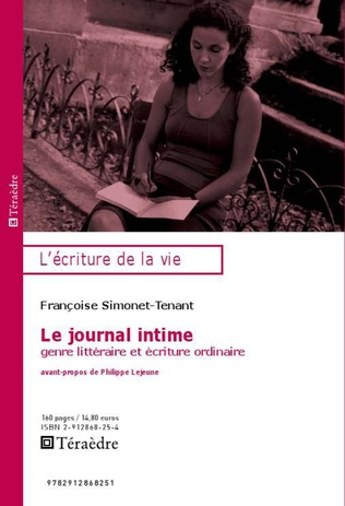 Couverture Le journal intime