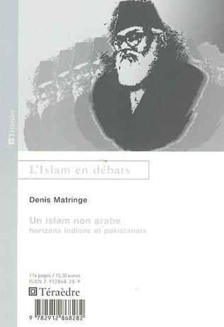 Couverture Islam non arabe