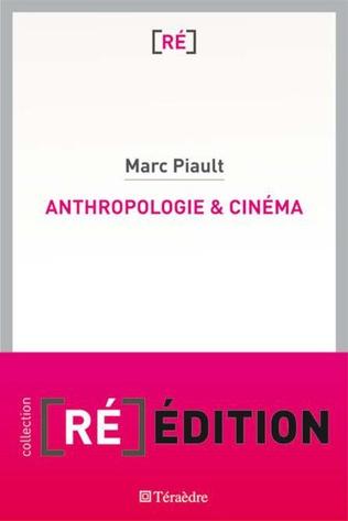 Couverture Anthropologie et cinéma
